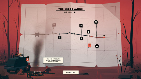 《Overland》for Mac